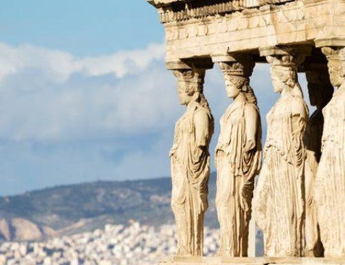 Come Dormivamo? Il cuscino attraverso la storia. Antica Grecia
